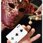 Learn how to bluff and win the poker game!