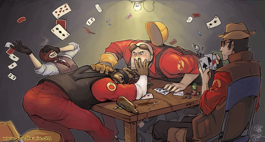 Don't Be Intimidated at the Poker Table